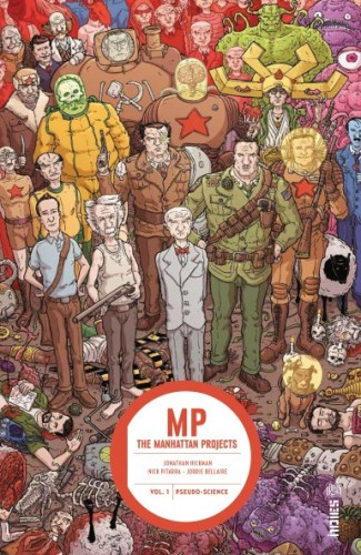 The Manhattan Projects 1 Pseudo-science