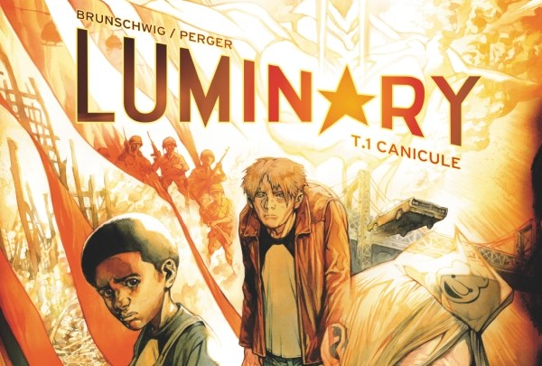Luminary, tome 1 : Canicule
