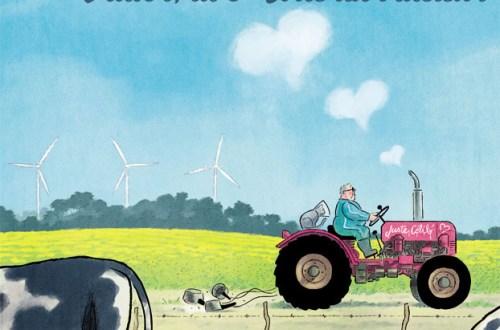 Didier la 5e roue du tracteur