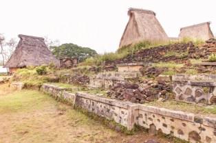 Wologai traditional village near Moni