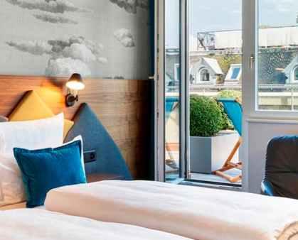 Designer hotels in Zurich - Le Bijou HRM AG
