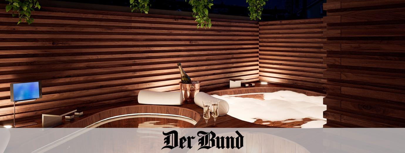 Le Bijou in Der Bund: Zweites Leben für Luxuswohnungen