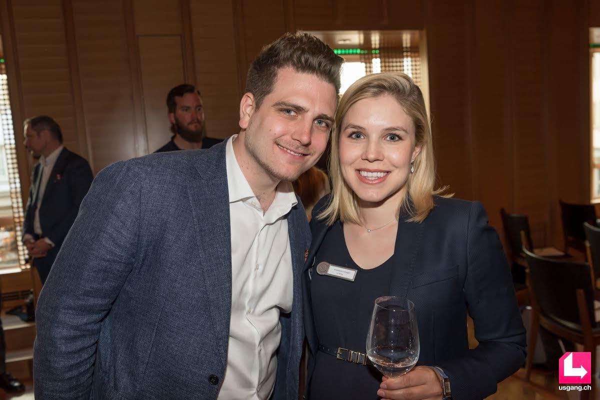 Madeleine Hübner, Le Bijou, auf der Swiss Luxury Conference 2018