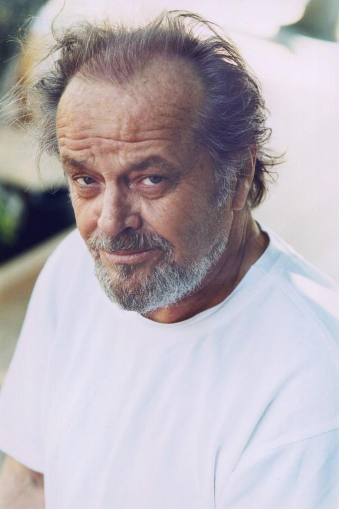 Jack Nicholson © Stephanie Cornfield