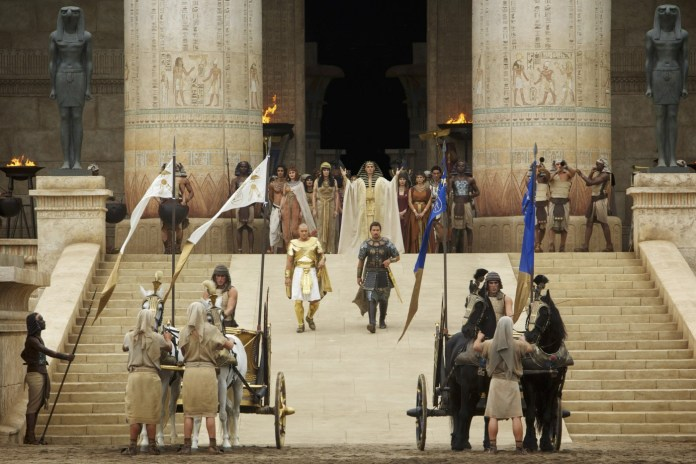 Exodus : Gods and Kings, par Ridley Scott