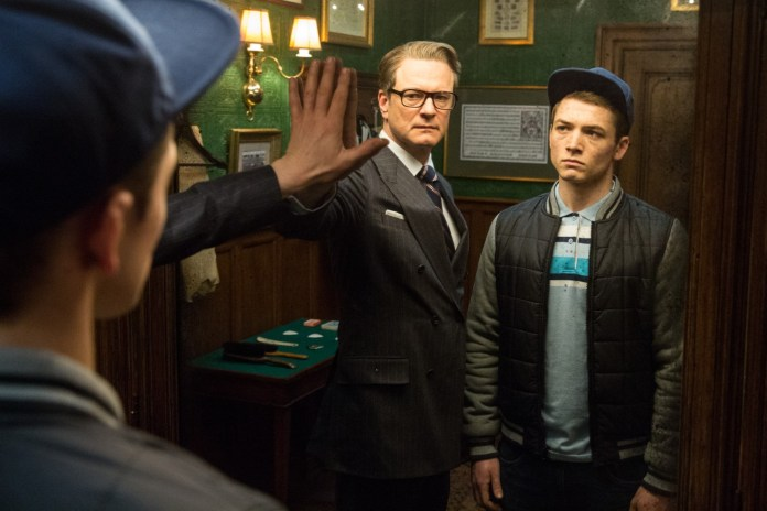 Kingsman, par Matthew Vaughn