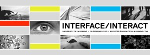 TEDxLausanne 2015 - Interface/Interact