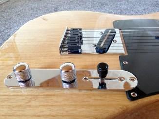 Invisible MIDI volume control (tone pot converted)