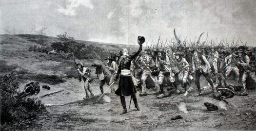 Henri de la Rochejacquelein, guerre de Vendée, chouans