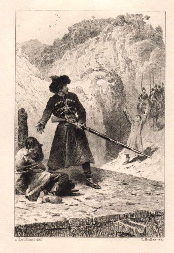 Xavier de Maistre (1763-1852) est un écrivain reconnu né à Chambéry et mort à Saint-Pétersbourg. Comme sujet du roi de Sardaigne, il est une des plus belles expressions de la littérature de l'ancienne Savoie. En tant que soldat de l'armée du Tsar, il défendit les périlleux confins de l'empire de Russie, et en tira une nouvelle, Les Prisonniers du Caucase (1825), qui fit de lui un des inventeurs du roman russe.