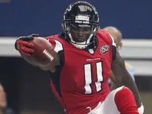 Julio Jones - WR Falcons