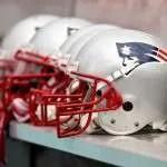 patriots-helmets