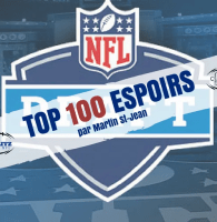 Top 100 espoir NFL 2018 – Classement final