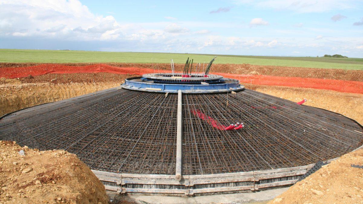 Fondations des éoliennes: revoir les bases