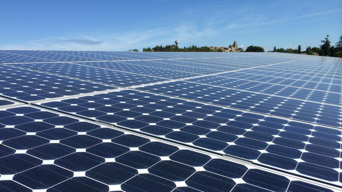 Solaire: baisse record des prix de production de l'électricité