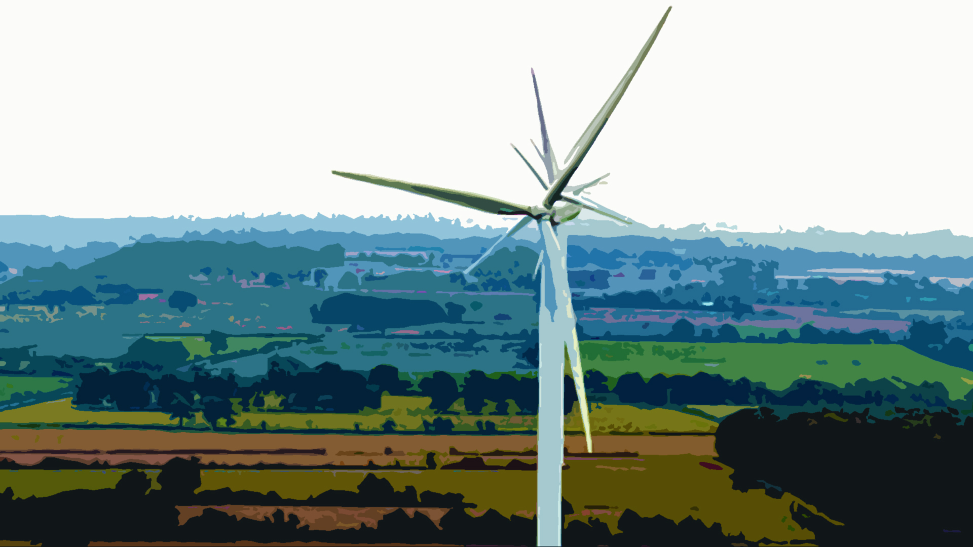 Financement participatif : des citoyens rachètent les parts d'un parc éolien