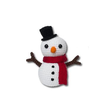 Snowy le bonhomme de neige – tutoriel gratuit