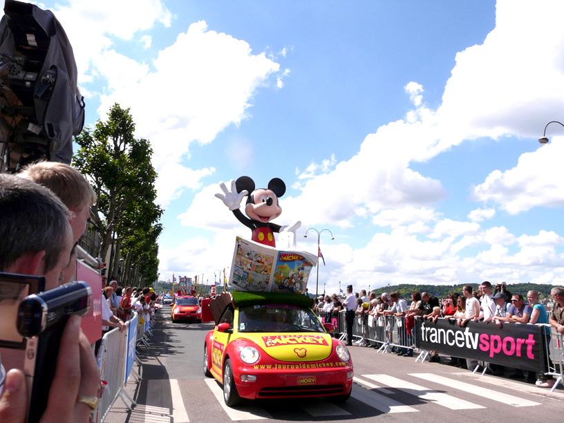 Le Big Band du POP accueille le Tour de France 2012 à Rouen