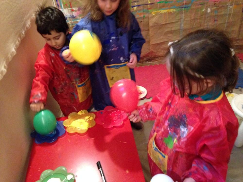 FÊTE DE FIN D'ANNÉE : Activités pour les enfants (5/6)