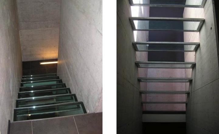 Villa-design-architecture-escalier-en-verre