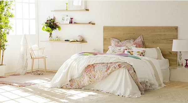 tête de lit bois Zara