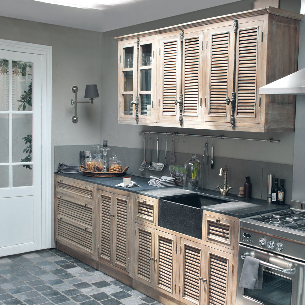 cuisine-maison_du_monde-meuble-persienne