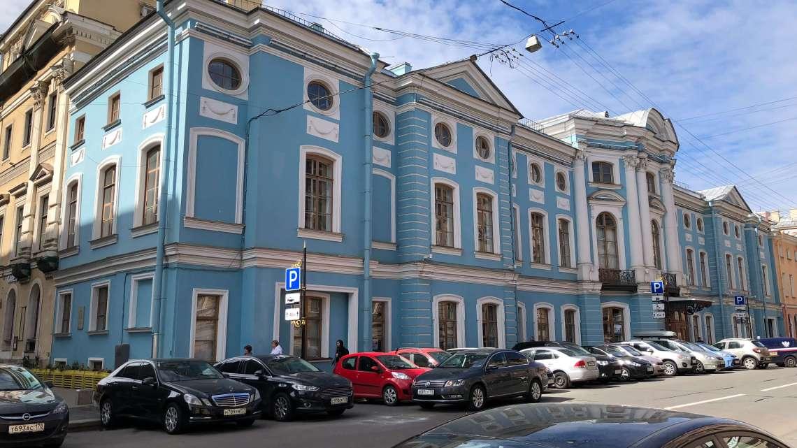 Vidéos Saint-Pétersbourg