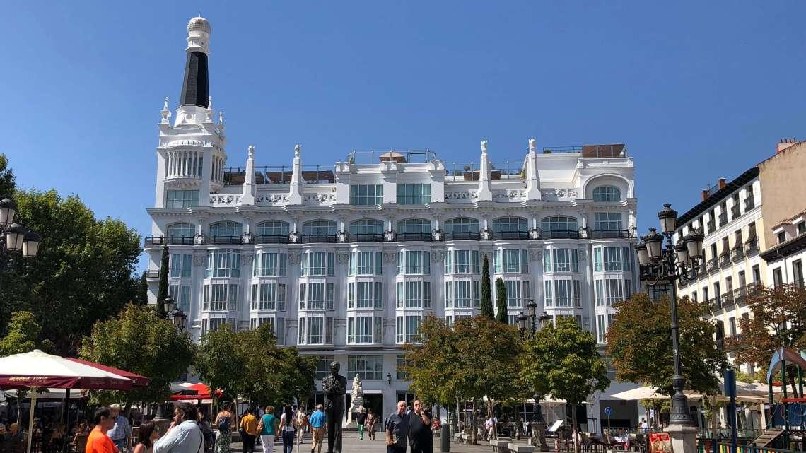 Vidéos Madrid