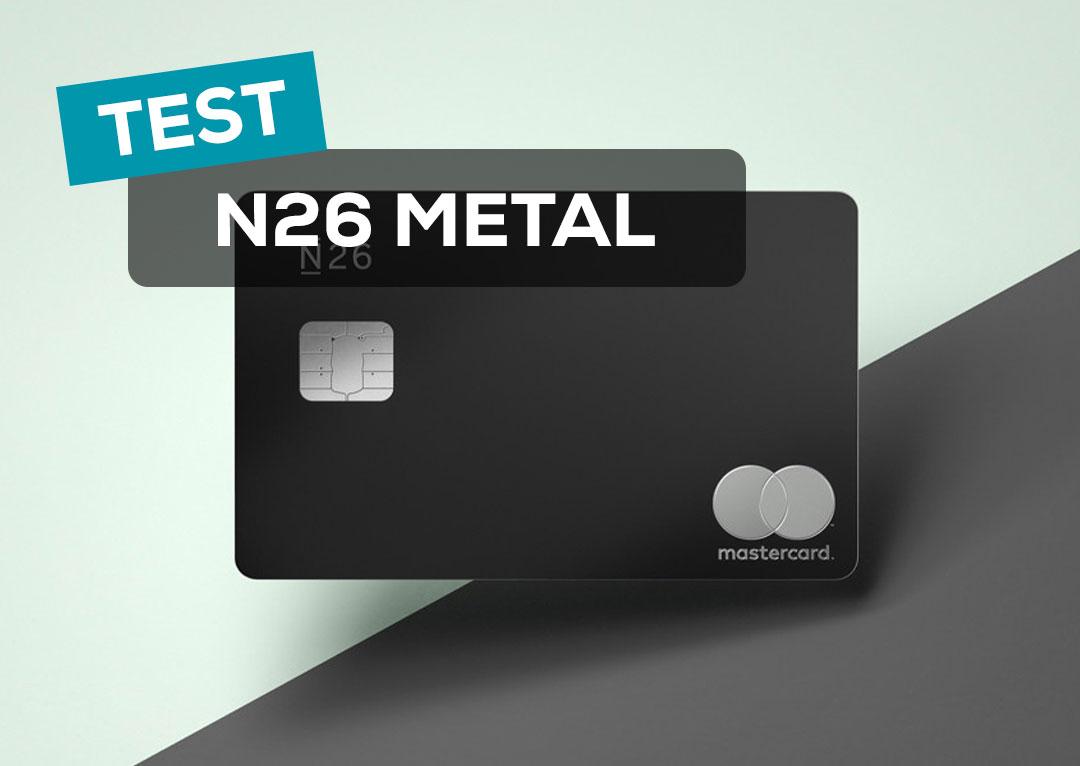 Test N26 Metal
