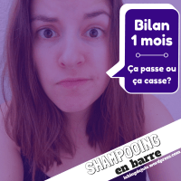 J'ai testé : le shampooing en barre de The Soap Works [Bilan 1 mois]