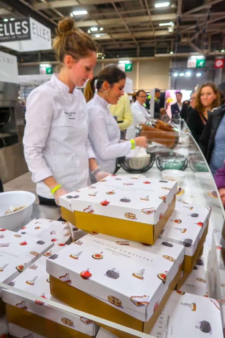 salon du chocolat 2019