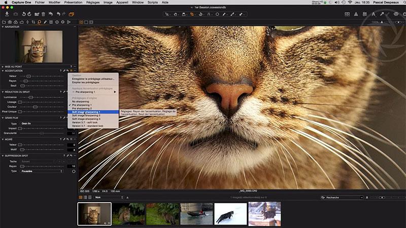 Doubler la taille de vos photos en utilisant Capture One.