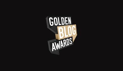 Le Blog de l'Image aux Golden Blog Awards