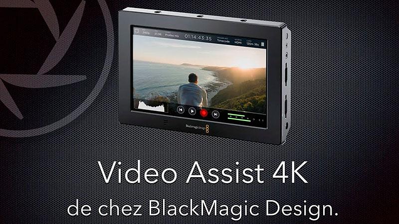 Le Video Assist 4K