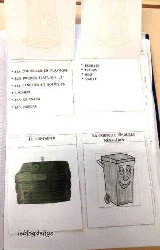 cahier interactif CE1 tri