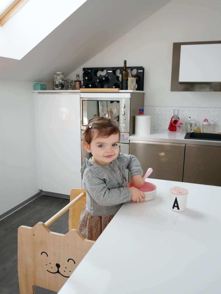tour d'apprentissage Montessori