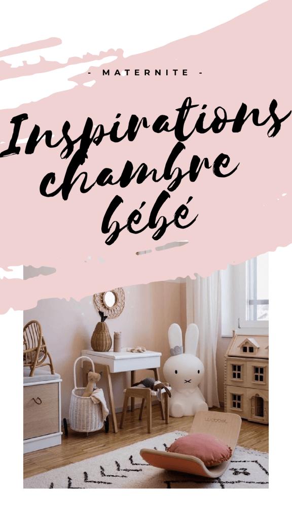 INSPIRATIONS CHAMBRE BEBE