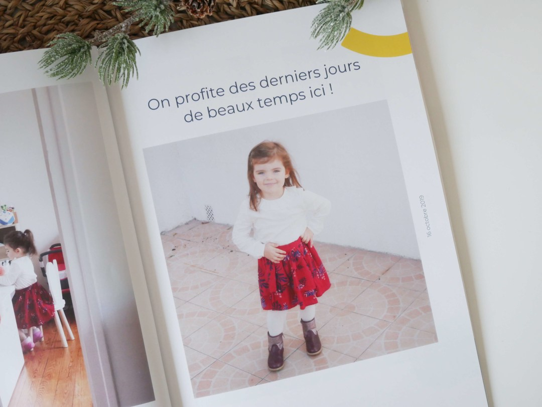 Journal pour grands parents