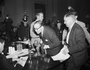 Dalton Trumbo Audition HUAC 1947