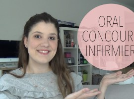 oral concours infirmier