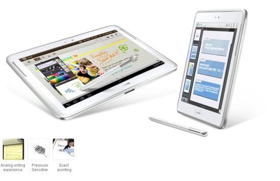 samsung lance la tablette galaxy note 10 1 le blog des. Black Bedroom Furniture Sets. Home Design Ideas