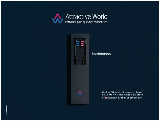 Rencontres attractive world
