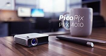 projecteur PicoPix PPX4010 Philips 2