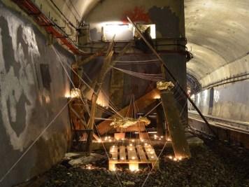 Art Underground urbex paris Radouah Zeghidour