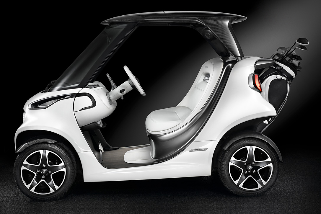La mercedes benz style edition garia golf car le blog for Mercedes benz style