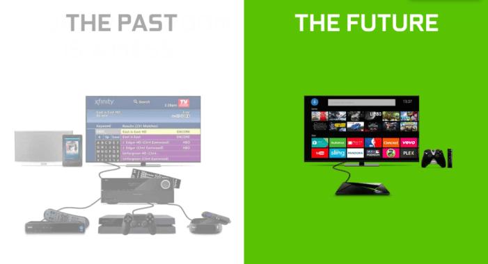 1 console de jeux shield de nvidia gagner blog des tendances - Choisir une console de jeux ...