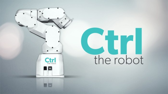 robot CTRL