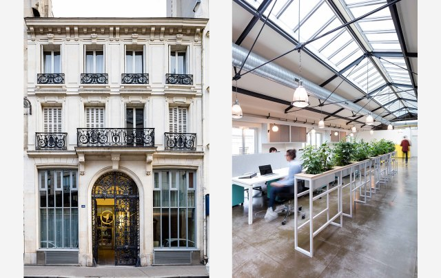 Deskopolitan espace coworking paris