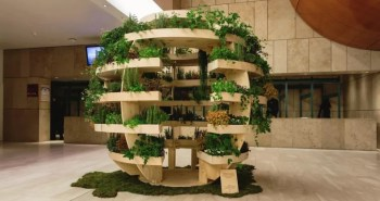 Growroom jardinage urbain Ikea Space10
