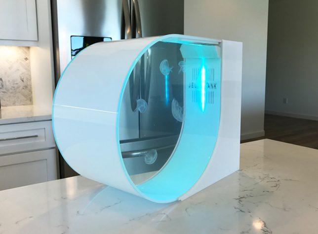 jellytank un aquarium d 39 eau douce pour les m duses. Black Bedroom Furniture Sets. Home Design Ideas